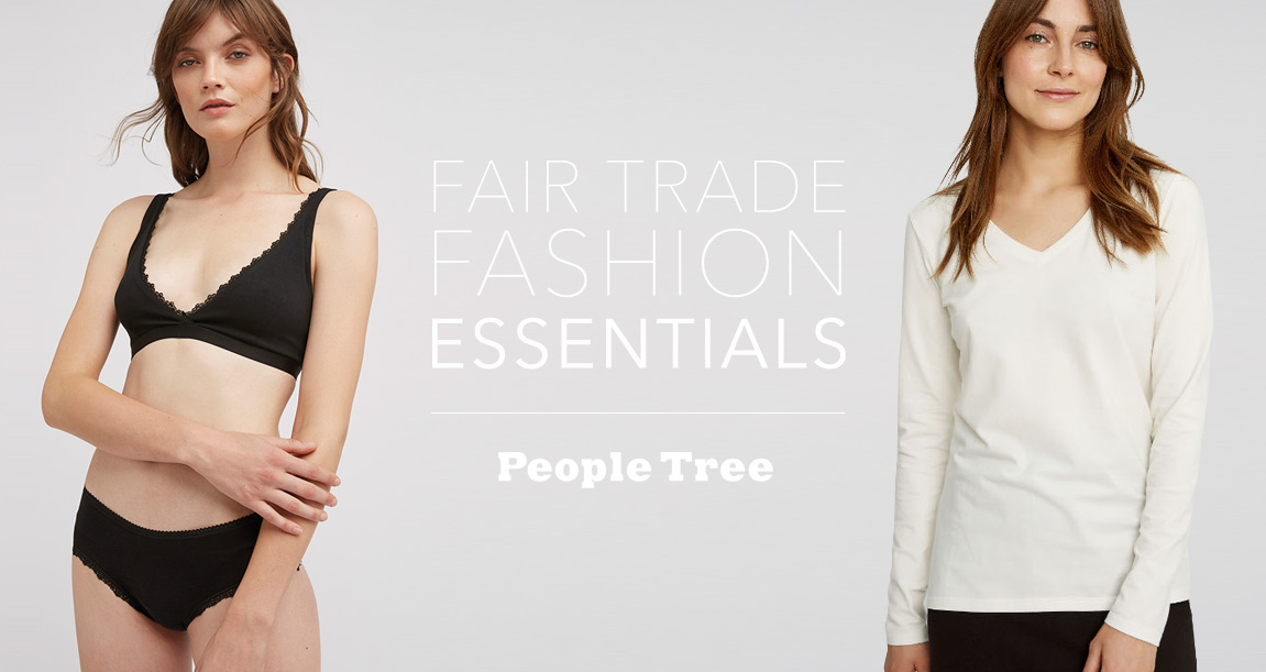 Fair trade fashion essentials you'll love